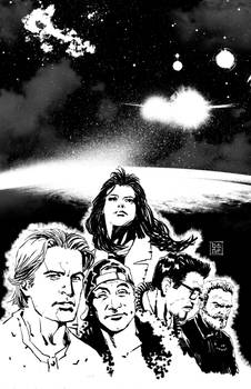 Sf#1 Cover Variant