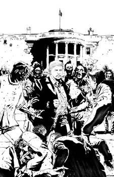 Trump Vs Zombies