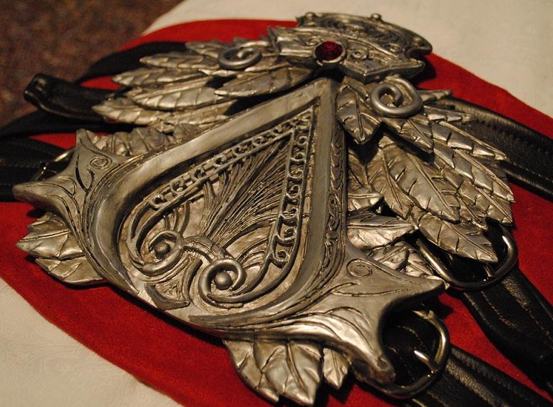 Ezio: AC Brotherhood Insignia by rabid-llama