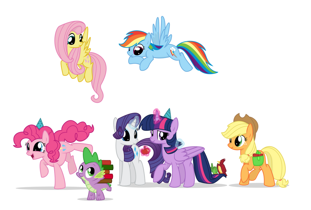 MLP- True Friends by bristlestream