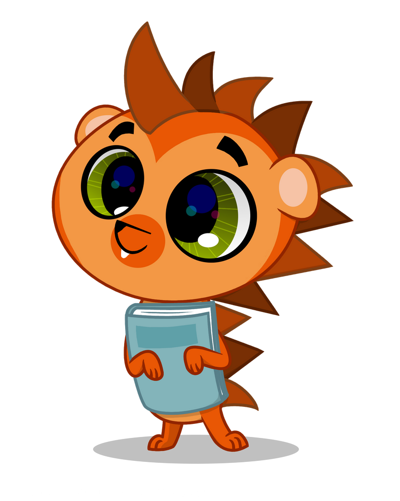 LPS- Russell book by bristlestream