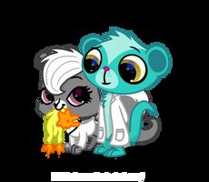 LPS- Doctor and Nurse by bristlestream