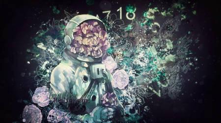 Floral diver