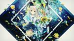 Aquatic Fairy by TenshiMarii