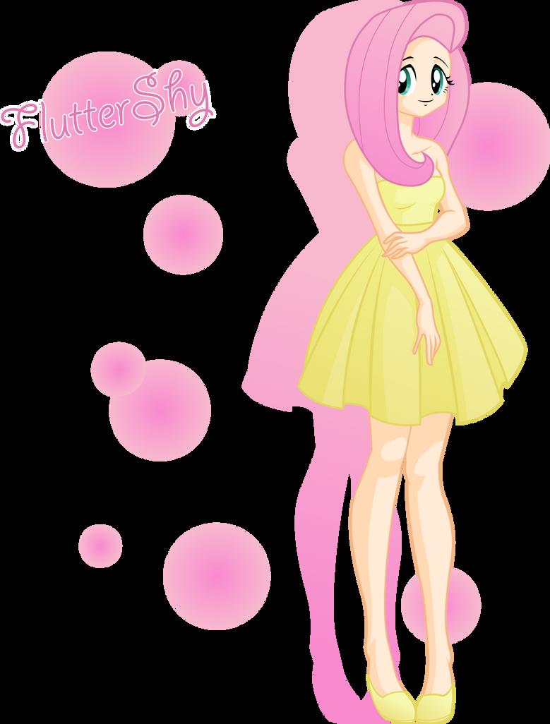 Fluttershy Vestido by Shinta-Girl