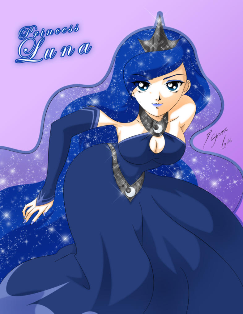 Princess Luna by Shinta-Girl