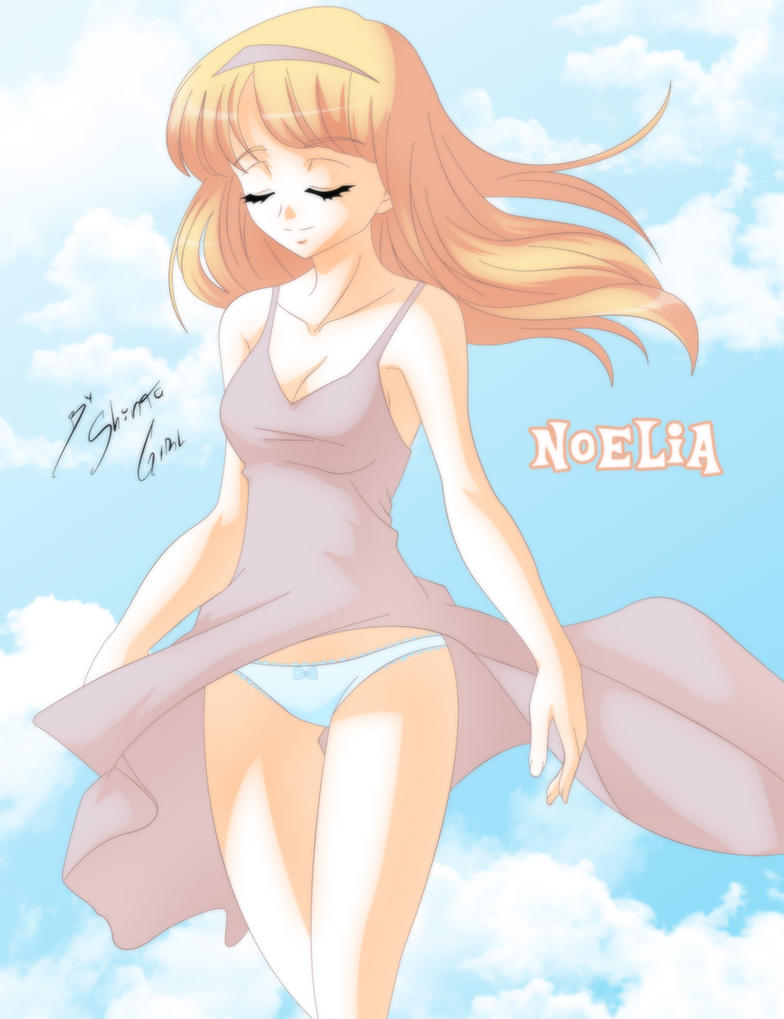 Noelia Color by Shinta-Girl