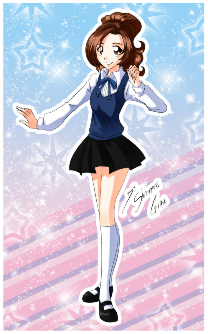 Mizu  1 by Shinta-Girl