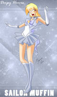 Sailor Muffin - Derpy Hooves