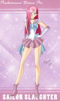 Sailor Slaughter - Pinkamena Diane Pie