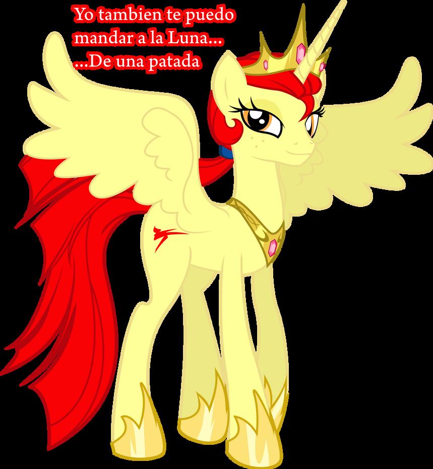 Taek - Princess Alicorn by Shinta-Girl
