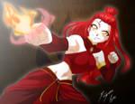 Taekwon Magic - Fire Nation