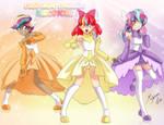 Cutie Mark Crussaders - Rainbow Power