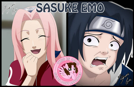 Sasuke Emo