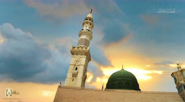 the Madina Al Nabi