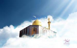Heaven of Karbala by islamicwallpers
