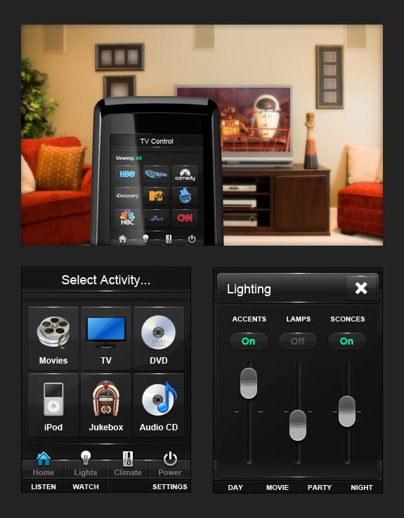 Pro Control GUI by Guifx