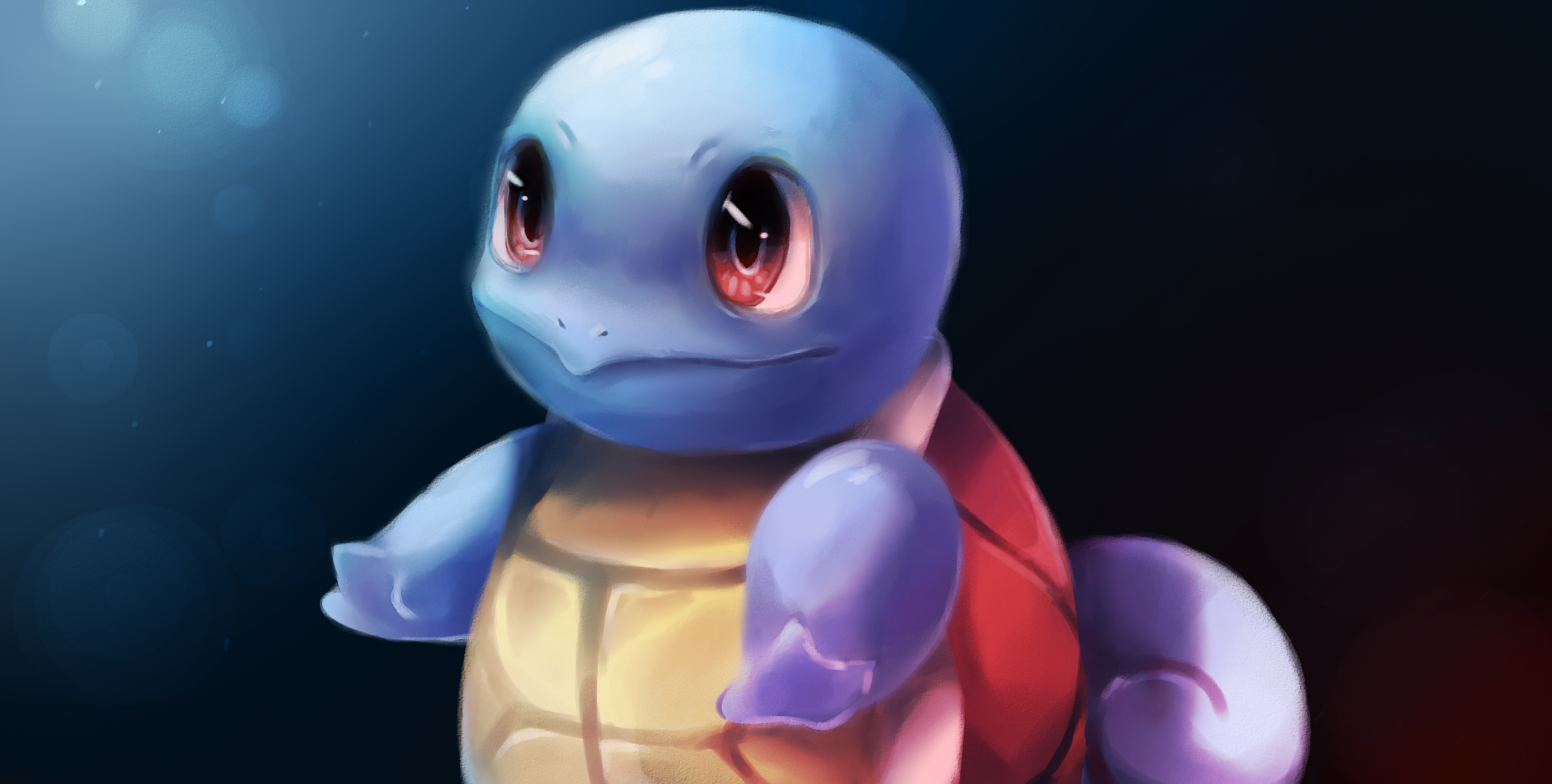 Squirtle by Arcamira