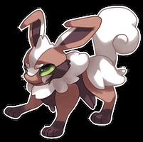 Corocoro pokemon by Arcamira