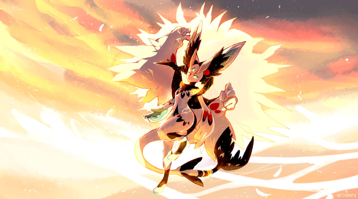 COMMISSION - Seraphim by Arcamira