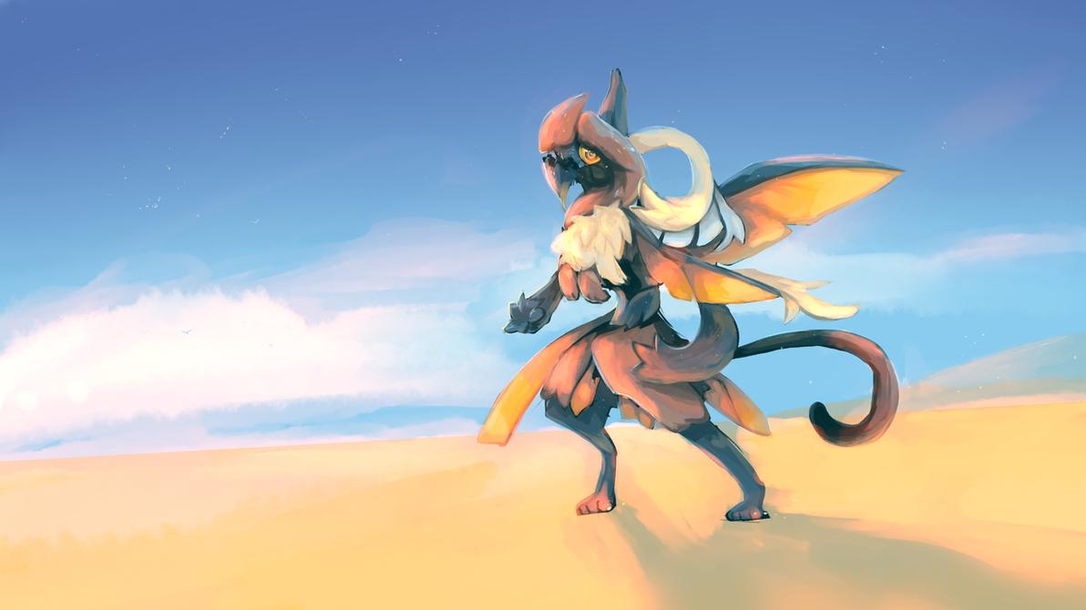 desert mun by Arcamira