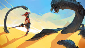 Sand Leviathan