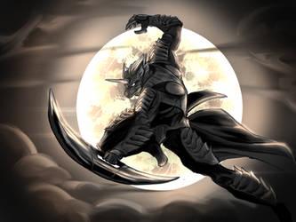 Zen-Aku by ninjakimm