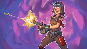 Renegade Raider Artwork
