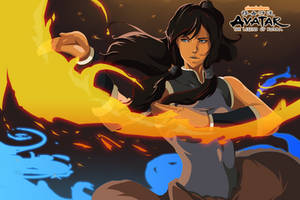 The Legend of Korra by soyfreak