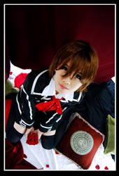 Vampire Knight : Yuki Cross by EnigmaticWind