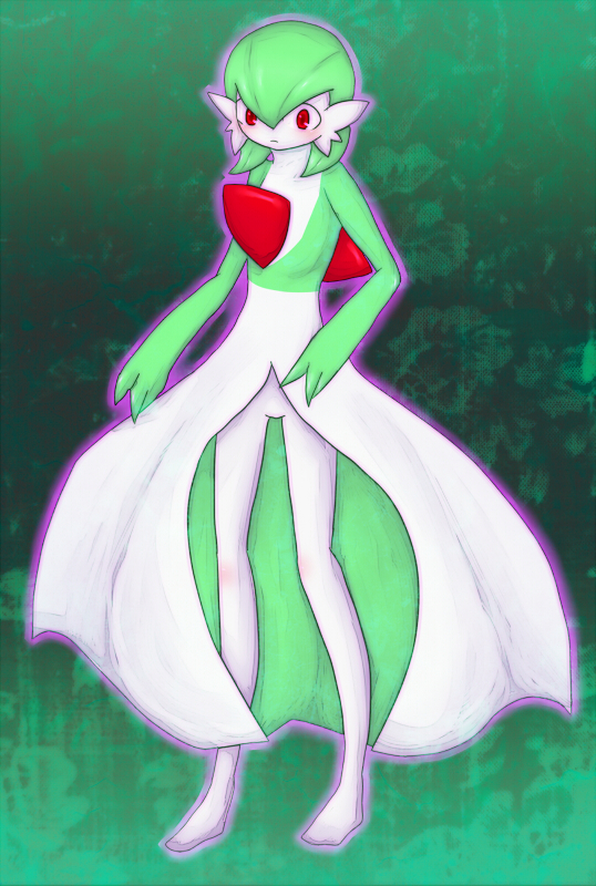 Gardevoir day by divided-s