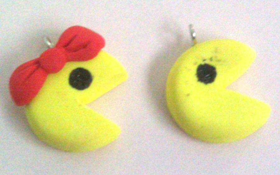 Mrs and MR Pac Man