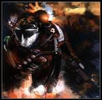Black Templar Sketch