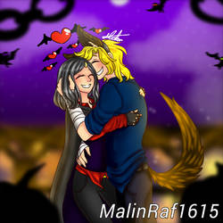 MCSM: Halloween with Lukas and Jesse by MalinRaf1615