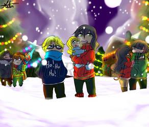 MCSM Christmas  Special : Snow! by MalinRaf1615