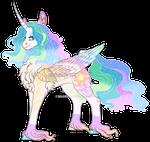 MLPHCD: Princess Celestia