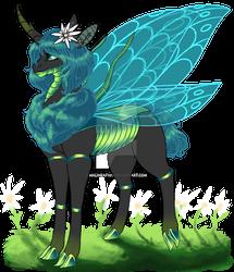 MLPHCD: Reformed Queen Chrysalis