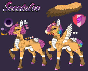 (MLPHCD): Scootaloo