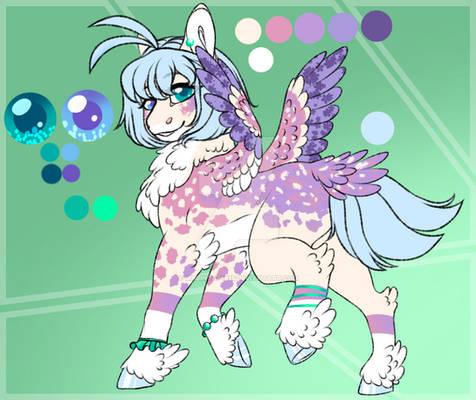 (Comm Grid Adopt b2): Flutters x Pinkie