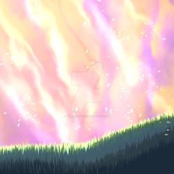 Random art: Sky