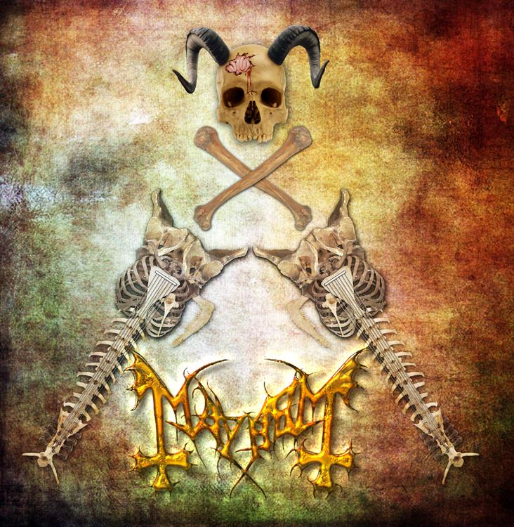 mayhem album cover