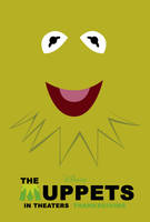 Muppets Kermit poster by SirToddingtonIII