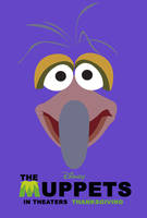 Muppets Gonzo poster by SirToddingtonIII