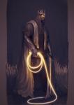 Wiy, ancient slav god of underworld