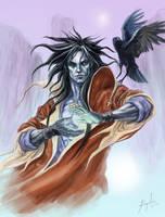 Morpheus, The Sandman by MiguelRegodon