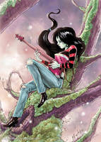 Marceline by MiguelRegodon