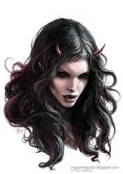 Demon by MiguelRegodon