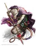 Servant of Lao Shu Po final