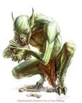 Blasphemous Ghoul
