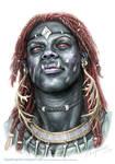 Taiga Giant Shaman